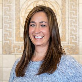 Faith Sichman -- Senior Project Manager