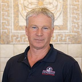 Danny Morgan -- Superintendent