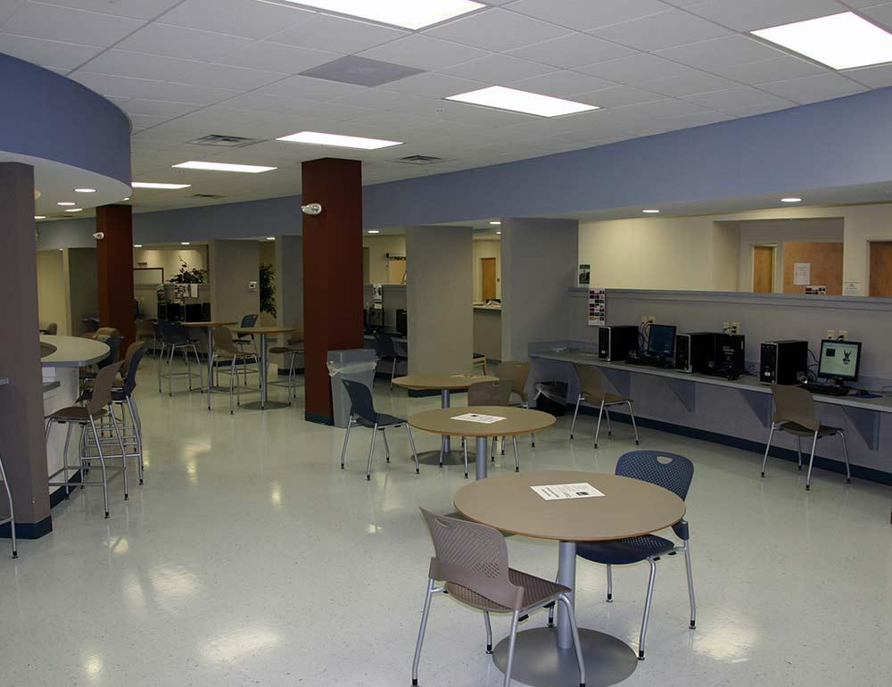 Clark State Community College Hall