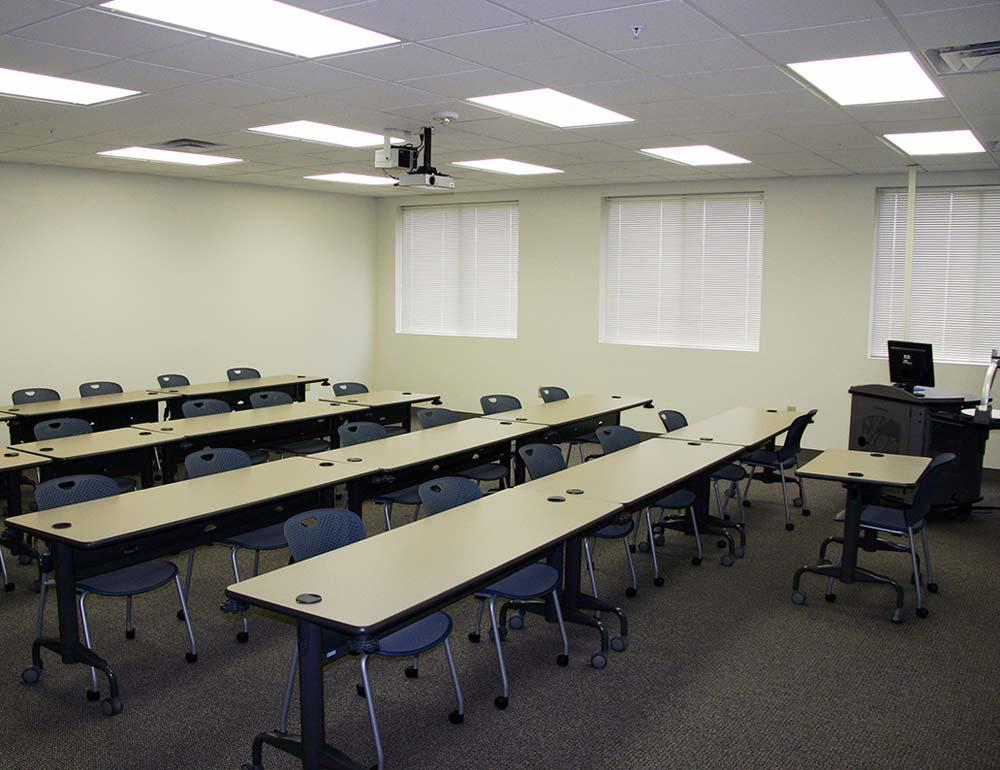 Clark State Community College Classroom