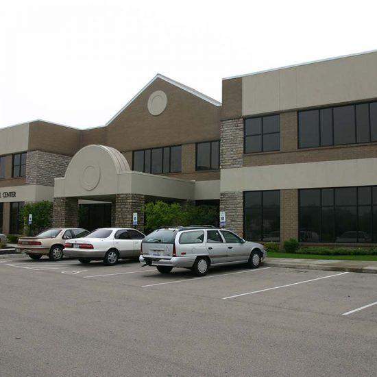 Cornerstone Medical exterior development
