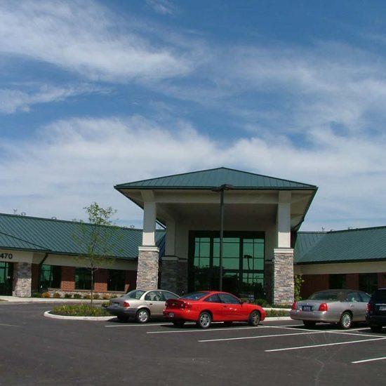 Corwin M. Nixon Health Center development project