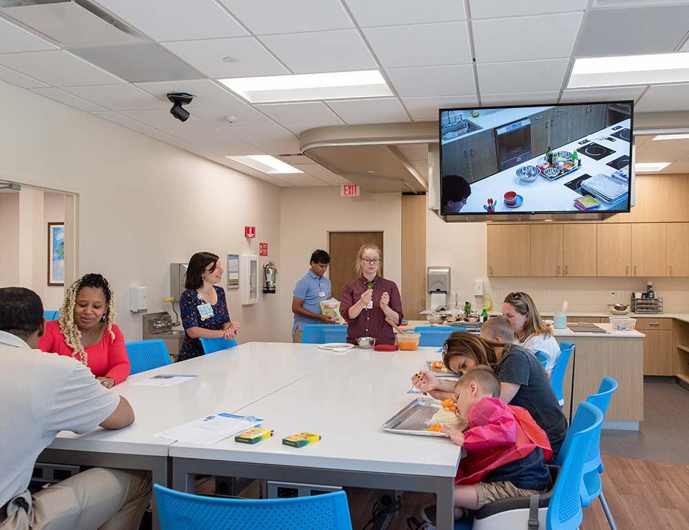 Dayton Children's Child Health Pavilion Children