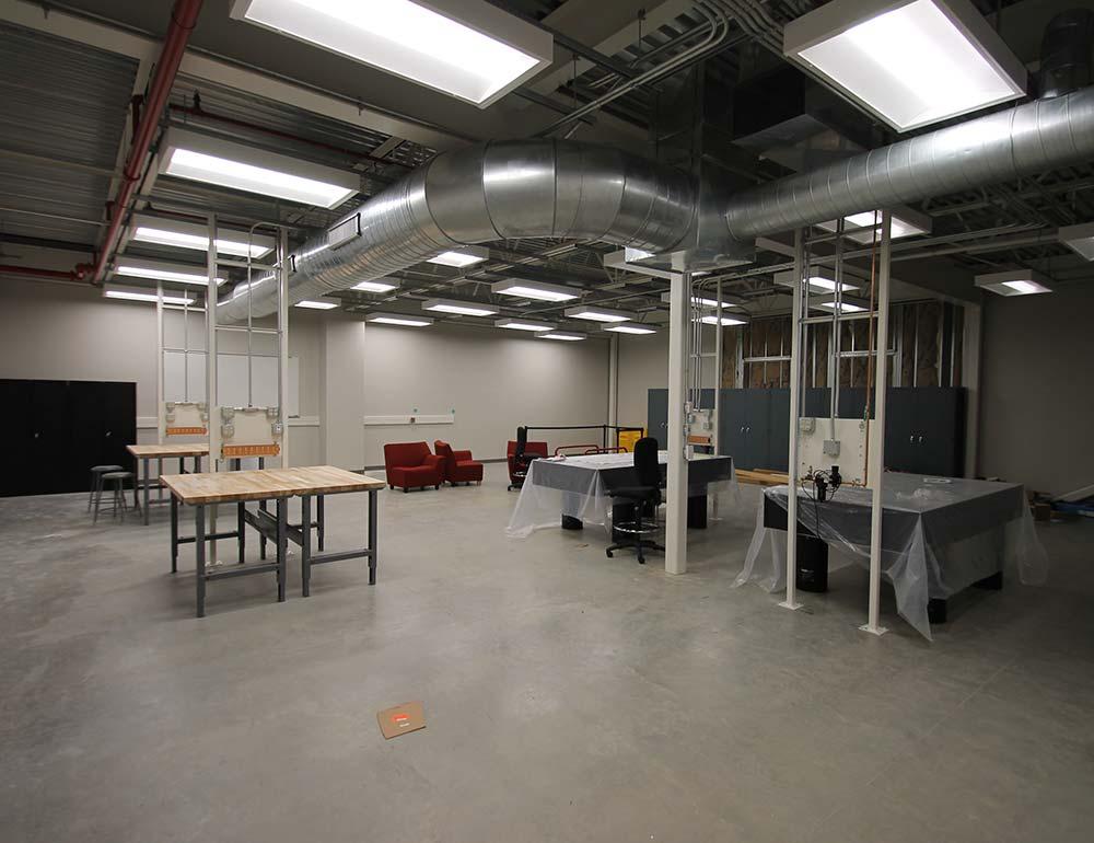 Riverside Research Workspace