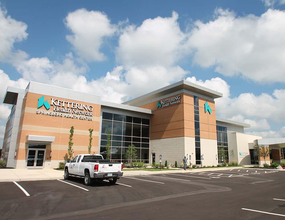 Springboro Health Center development