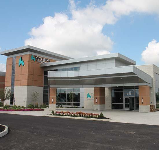 Springboro Health Center exterior design